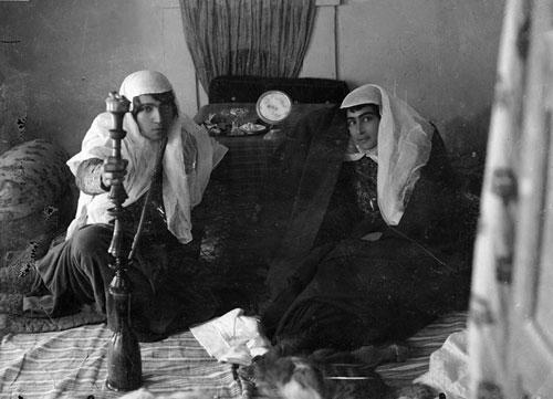 تاریخچه اعتیاد در ایران