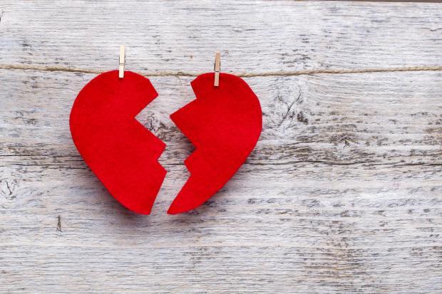 شکست خورده عشق
