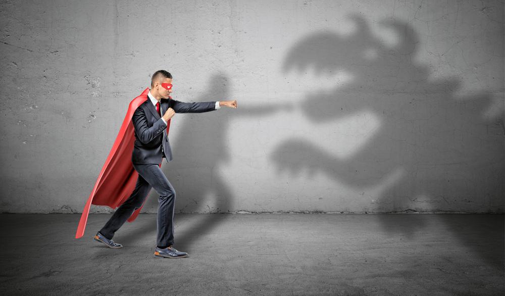 جنگیدن با ترس