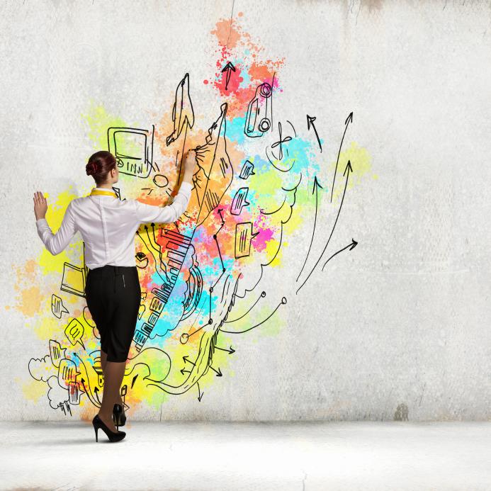 خلاقیت داشتن